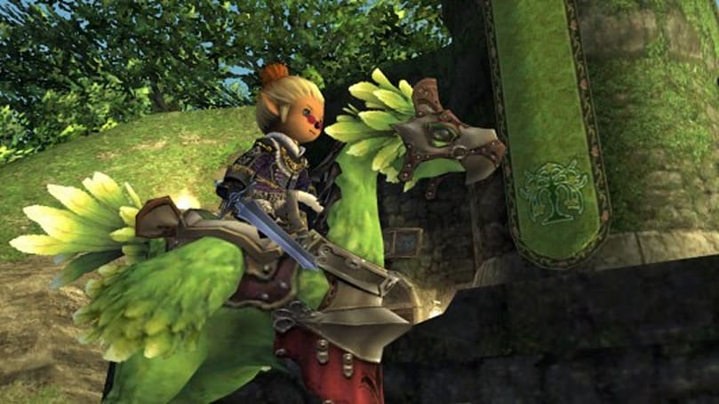 The development team of Final Fantasy XI shares insights with players