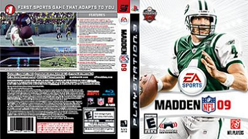 Download this Favre-Jets cover for Madden 09