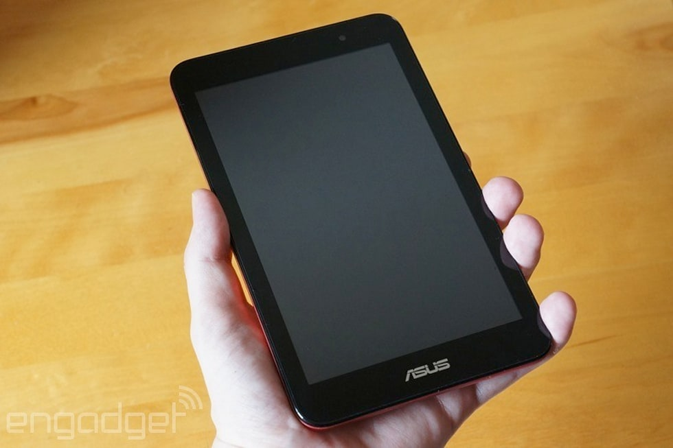 ASUS MeMO Pad 7 and 8 review: small, speedy tablets that ...