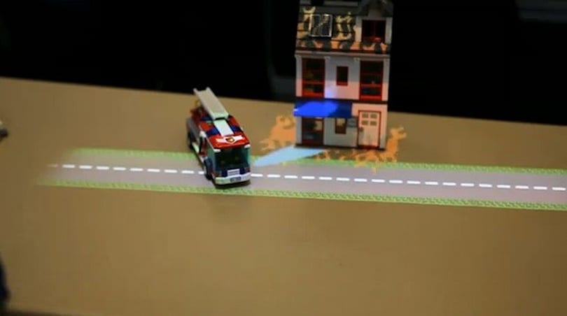 Intel research projects bring Legos to life, make groceries interactive