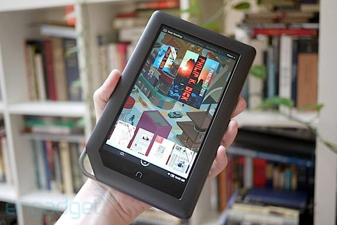 How would you change Barnes & Noble's Nook Color?