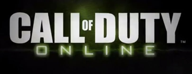 See Call of Duty Online in action (spoilers: it looks like Call of Duty!)