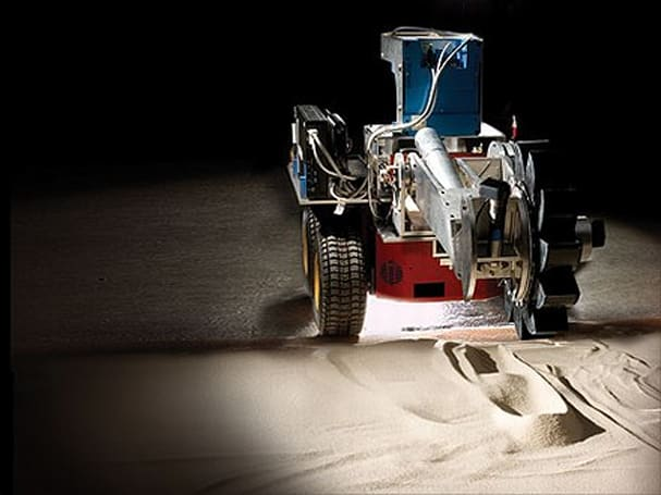 NASA's PILOT project could autonomously extract oxygen from lunar soil
