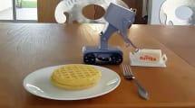 Butter-Roboter aus Rick & Morty als Eigenbau