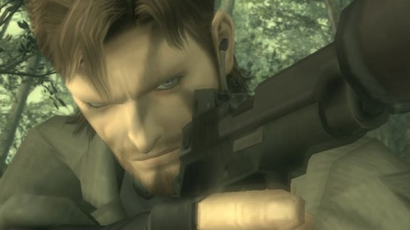 Metal Gear Solid HD Collection shrunk down on Vita this summer