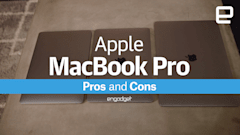Pros and cons: Our quick verdict on the new MacBook Pro