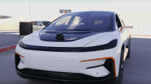 Hands-On: Faraday Future FF 91