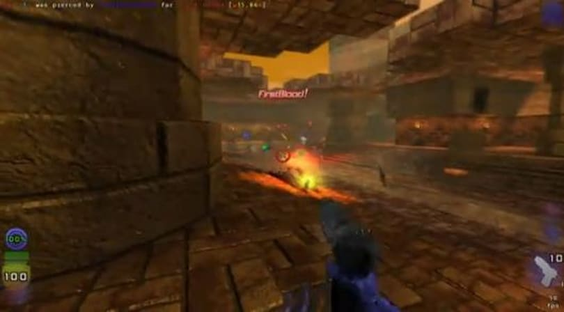Free, open source FPS 'Red Eclipse' hits version 1.0