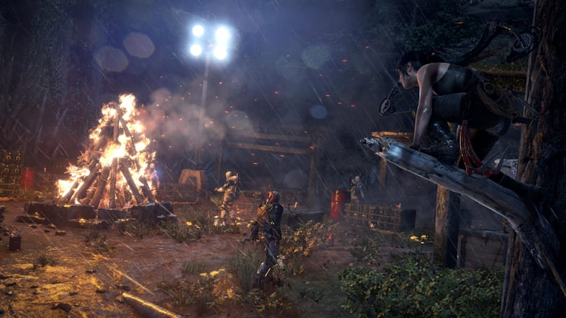 'Rise of the Tomb Raider' officially hits PCs this month