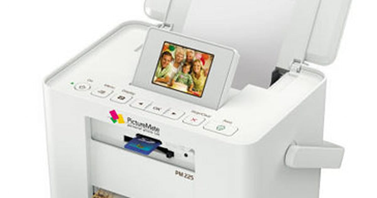 epson s picturemate charm is the cutest photo printer we