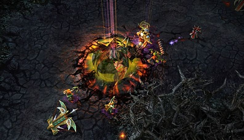 Heroes of Newerth's 3.0 update has arrived
