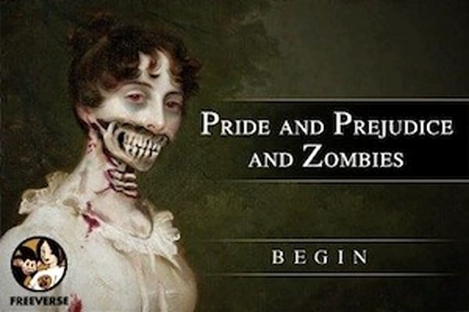 Pride and Prejudice and Zombies for iPhone: Fun, but faulty