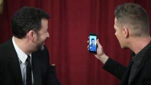 Tony Romo Gives Jimmy Kimmel Oscars Advice