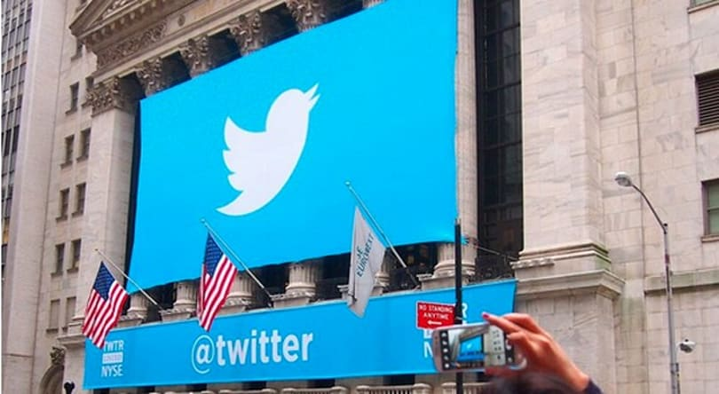 Twitter posts small earnings in first quarter as a public company, but user growth is slowing
