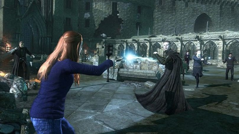 Harry Potter and the Deathly Hallows: Part 2 cuts Kinect, launches on July 12