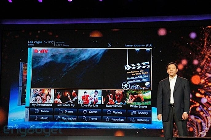 Qualcomm rolls out Snapdragon S4 MPQ8064 processor for smart TVs, digital media adapters