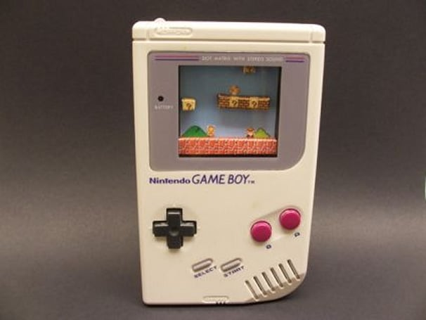 Game Boy makes the perfect home for papercraft