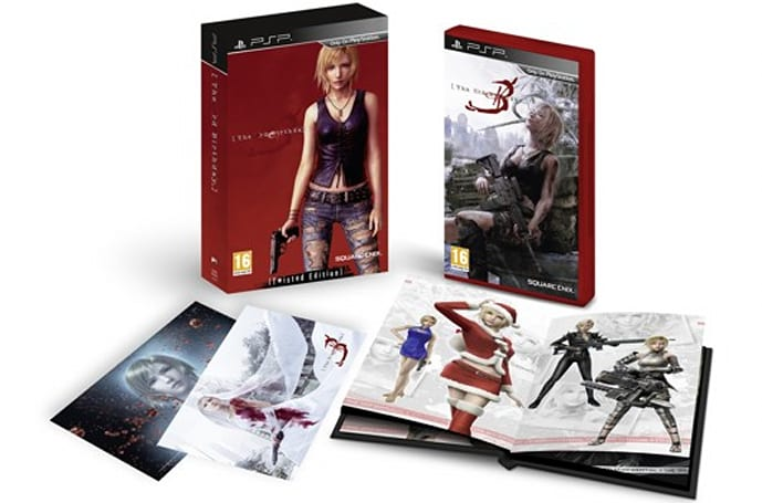 Square Enix celebrates The 3rd Birthday in Europe with 'Twisted' edition