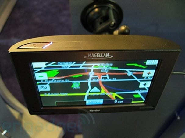 Hands-on with Magellan's new 5340+GPRS connected GPS device and others