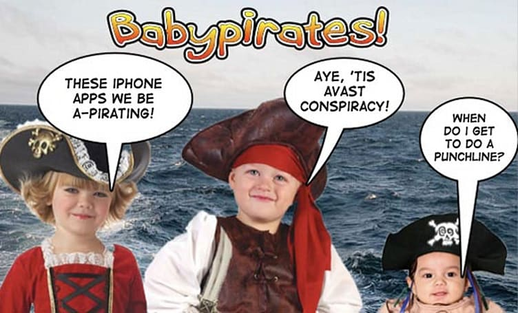 Report: Piracy has cost Apple, iPhone devs $450 million