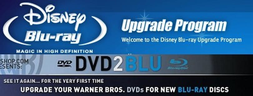 Poll: Do you plan on participating in a DVD to Blu-ray trade-in?