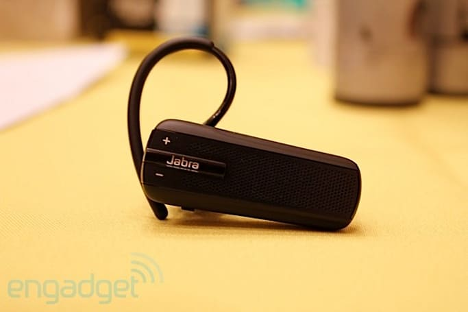 Jabra's CES 2011 extravaganza: Extreme, Cruiser2, Speak 410, and more (hands-on)