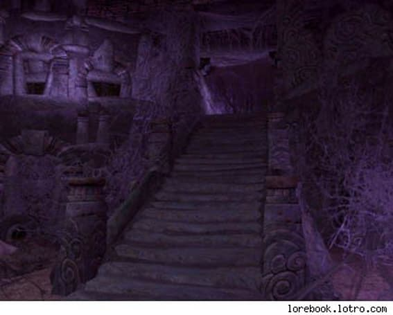 Delving into the monster den of Haudh Iarchith