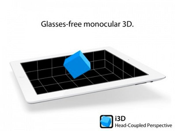 i3D app brings glasses-free 3D to iOS, tracks your gaze like a creepy portrait tracks Scooby Doo (video)