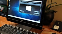 HP MS200 all-in-one barely putters past nettop status, saves face with Windows 7