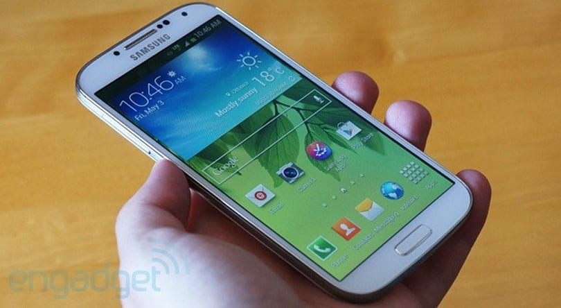 PSA: Samsung Galaxy S 4 now on sale at Canadian carriers