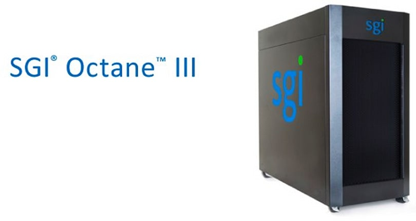 SGI announces Octane III personal supercomputer