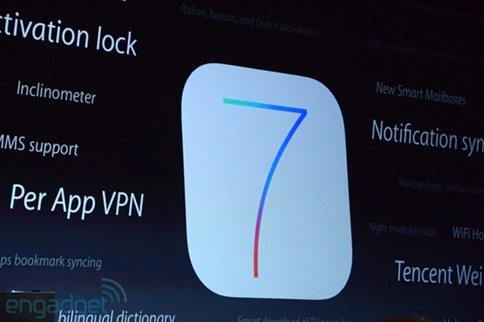 Apple details iOS 7's improved business credentials