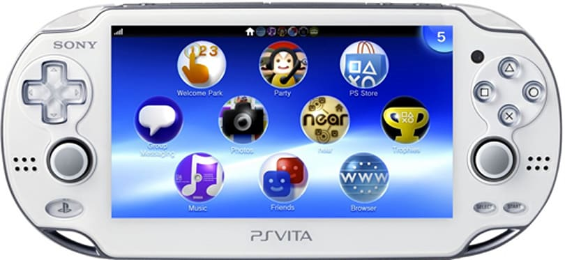 Amazon selling 'Crystal White' PS Vita for $200