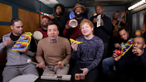 The Roots and Ed Sheeran Sing 'Shape of You'
