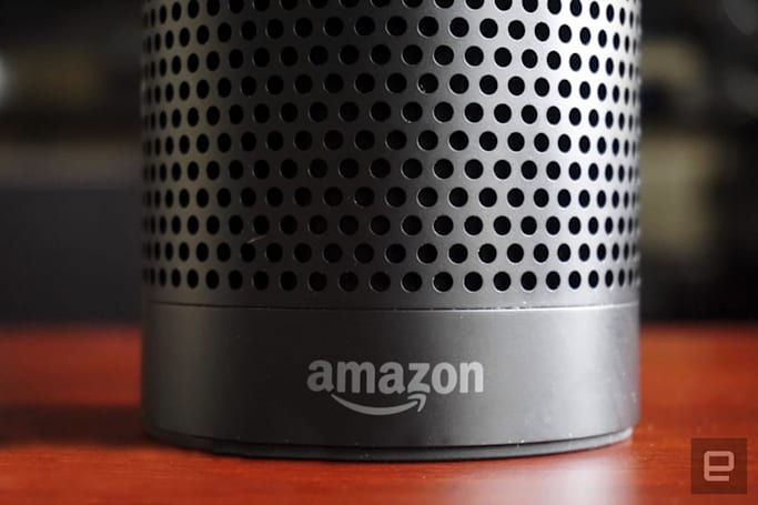 Amazon Echo can send hands-free texts for AT&T subscribers