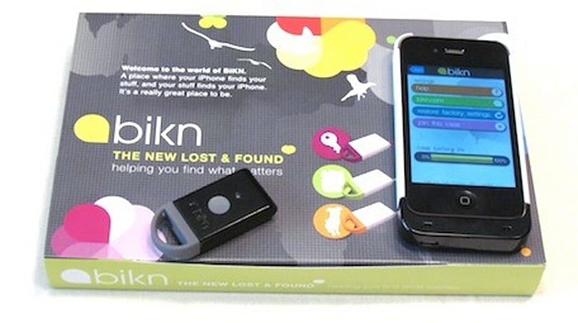 BiKN iPhone case and tags: Finding everything that matters