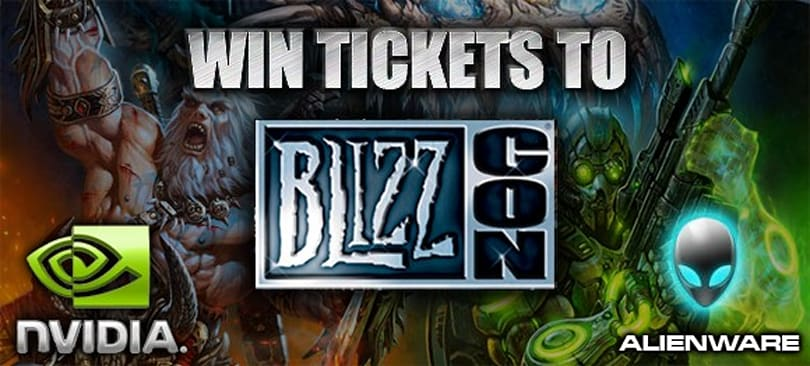 Last two chances to win BlizzCon tickets