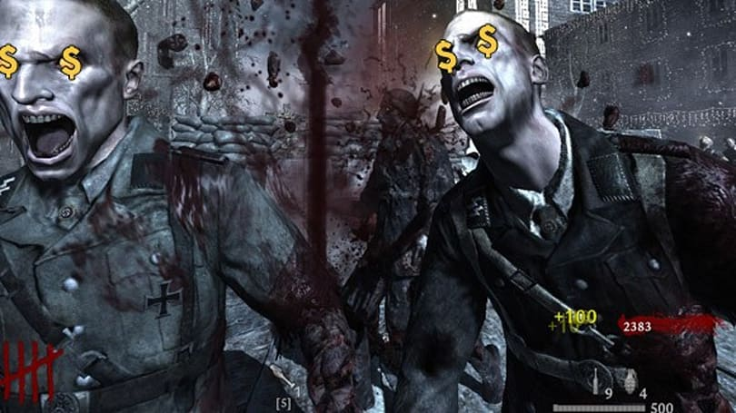 Call of Duty DLC tops PSN's 2009 sales
