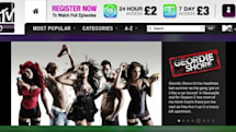 MTV on demand launches in the UK, now everyone's got a 'banker' for those cold nights