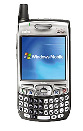 Verizon's Treo 700wx gets a Windows Mobile 6 bump