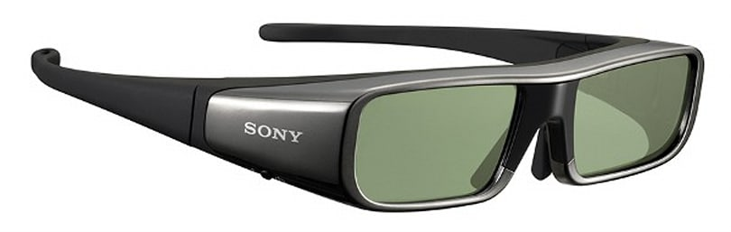 Sony's 3D glasses rated at 55 Alice in Wonderland viewings per charge