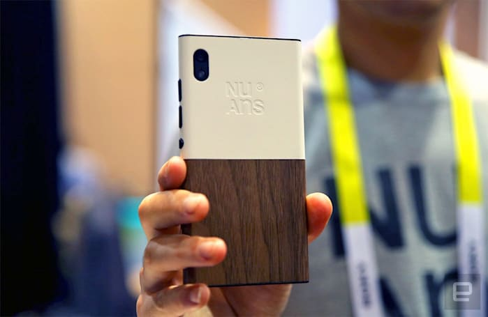 NuAns raises funds to release its Windows 10 phone worldwide