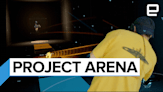 Project Arena is a Tron battle in VR