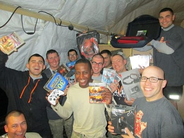 Twitch teams with Operation Supply Drop for military charity