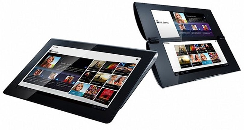 Sony reveals two PlayStation Suite-compatible Android tablets