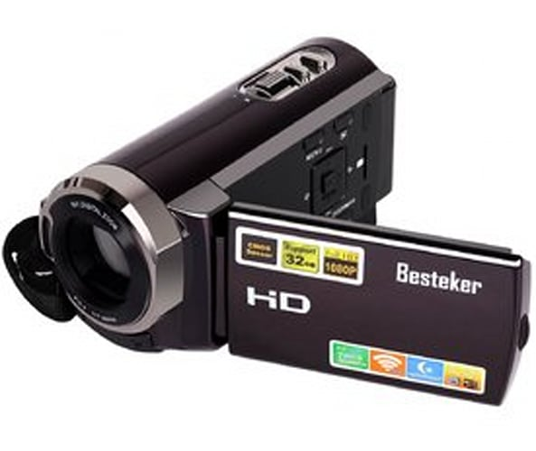 HD Video Camcorder