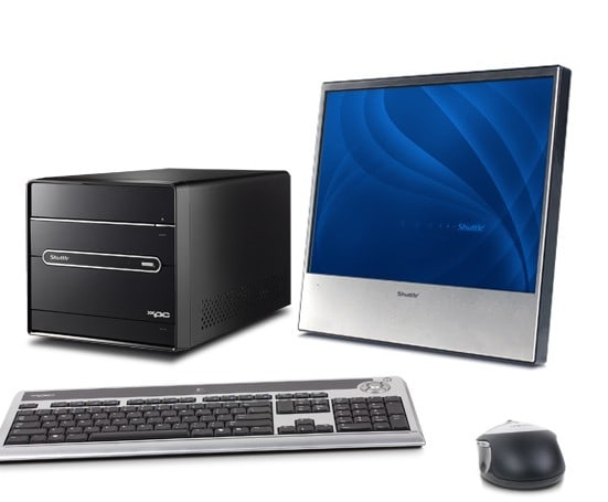 Shuttle launches XPC H7 5820S mini PC for your collection of 16 monitors