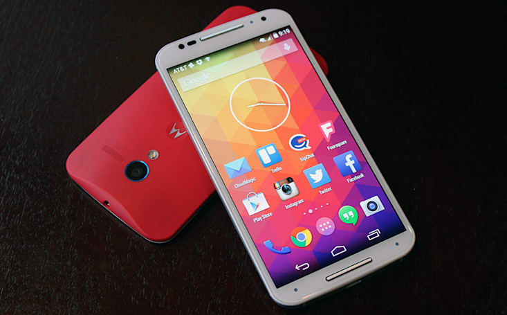 Moto X up for pre-order and the 360 returns on September 16th