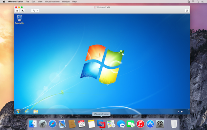 VMware Fusion/Fusion Pro 7 ready for OS X Yosemite