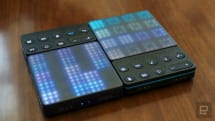 Use Roli Blocks to control Mac and Windows music production apps